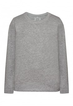 Long sleeve Tshirt for boy grey melange