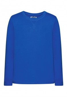 Long sleeve Tshirt for boy bright blue