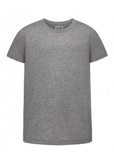 Short sleeve Tshirt for boy grey melange