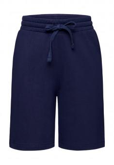 Трикотажные шорты для мальчика цвет темносиний