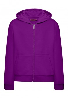 Girls Knitted Sweatshirt plum