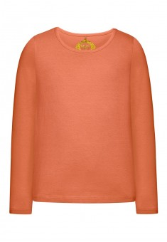 Girls Long Sleeve Tshirt coral