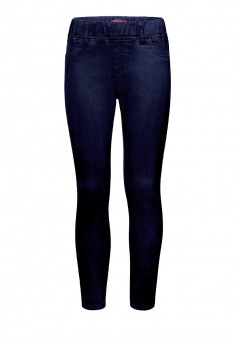 Trousers for girl dark blue