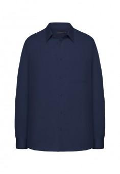 Рубашка для мужчины цвет темносиний
