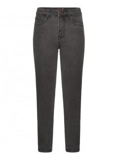 117W3101 Šauras džinsa bikses sievietei pelēkā krāsā