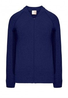Zipup sweatshirt dark blue