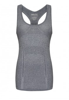 Training top grey melange