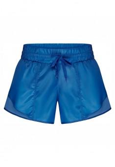 Шорты спортивные цвет синий