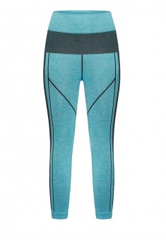 Sport leggings sky blueblack