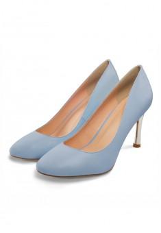 Туфли Примавера голубые