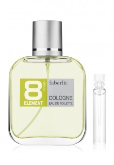 8 Element Cologne Eau de Toilette For Him test sample