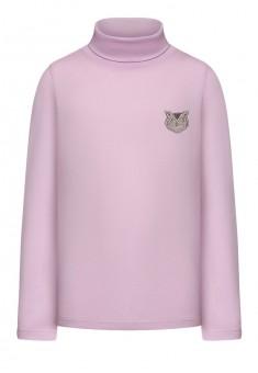 Водолазка для девочки цвет фиолетовый