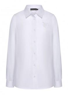 Блузка для девочки цвет белый