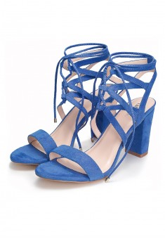 Босоножки Ориентал цвет синий