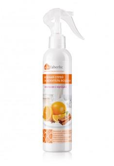 Водный спрейосвежитель воздуха Апельсин с корицей