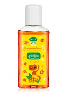 Mango Cat Kids Mouthwash