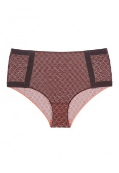 Orly High Waist Slip Briefs cocoa