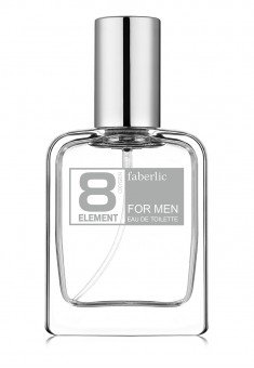 8 Element Eau de Toilette For Him