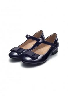 Туфли Classic для девочек синие