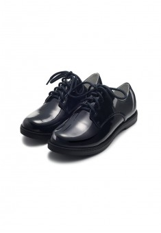 Style low shoes for girl black