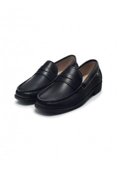 Oxford shoes for boy black