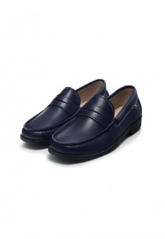 Oxford shoes for boy blue