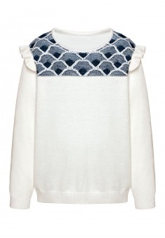 Girls knit jumper