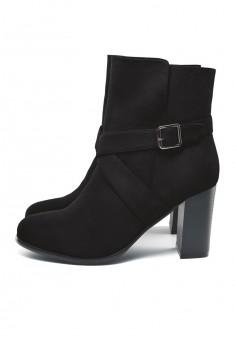 Ботильоны женские Elegance черные