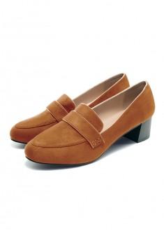 Туфли женские Olivia светлокоричневые