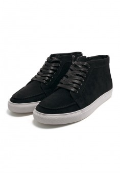 Mens Preppy sneakers black