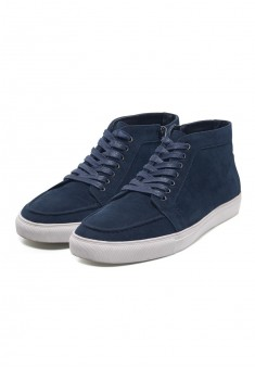 Mens Preppy sneakers blue