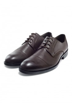 Mens Classic lace up shoes brown