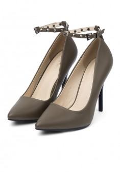 Туфли Chic цвет хаки