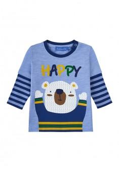 Baby Boy printed Tshirt blue