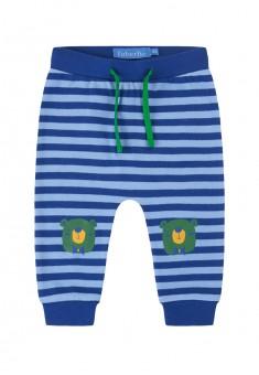 Baby Boy jersey trousers dark blue