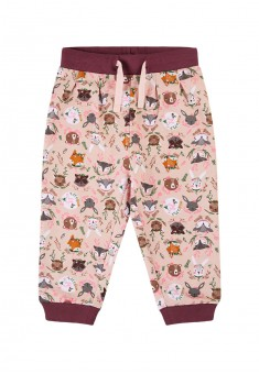 Baby Girl jersey trousers pink