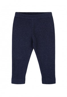 Baby Boy knit trousers dark blue
