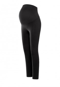 Womens jersey leggings black