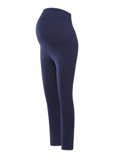 Womens jersey leggings blue