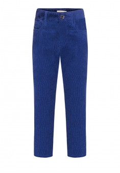 Boys corduroy trousers dark blue