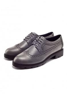 Classy Brogues grey