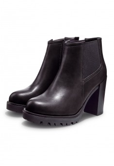 Rocky Ankle boots black