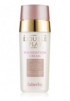 Foundation Cream Double Play