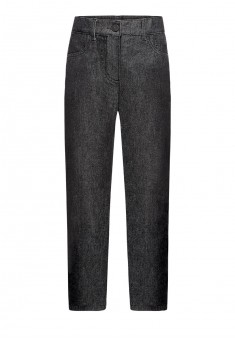Boys warmup jeans black