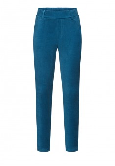 Girls skinny trousers dark tourquoise