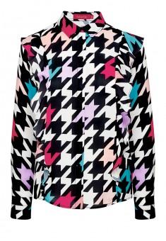Блузка мультицвет