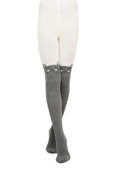 Tights for children SD139 density 120 den gray