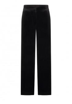 Широкие брюки цвет черный
