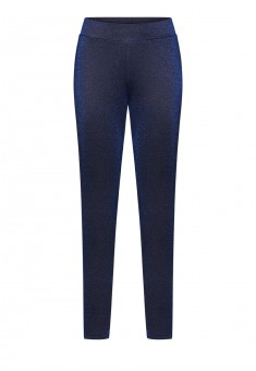 Jersey leggings bright blue