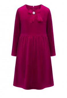 Платье для девочки цвет красный